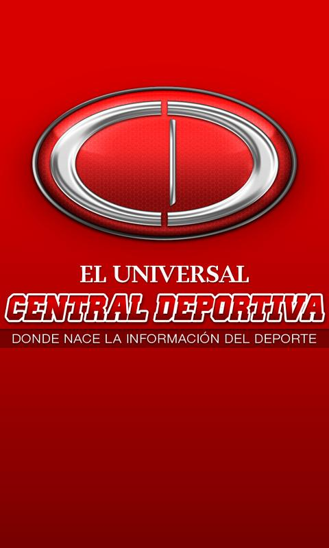 CENTRAL DEPORTIVA - screenshot