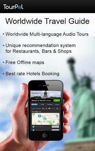 Travel guide City Tour Guide