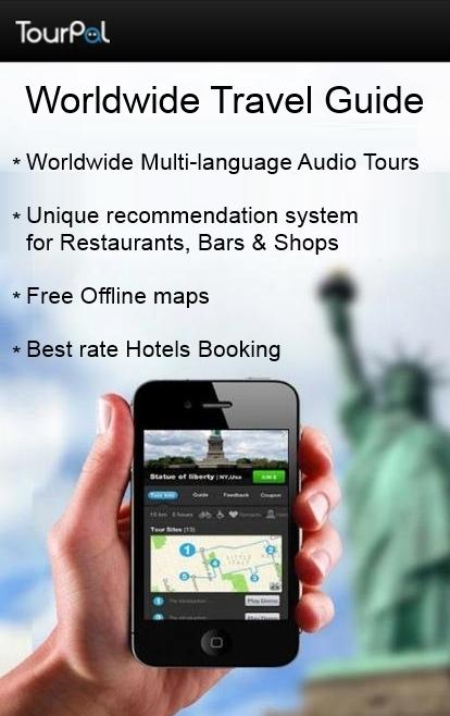 Travel Guide GPS Maps & Tours - screenshot