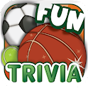 Trivia Fun Sports - Trivial! icon