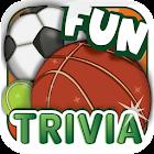 Trivia Fun Sports - Trivial! icon