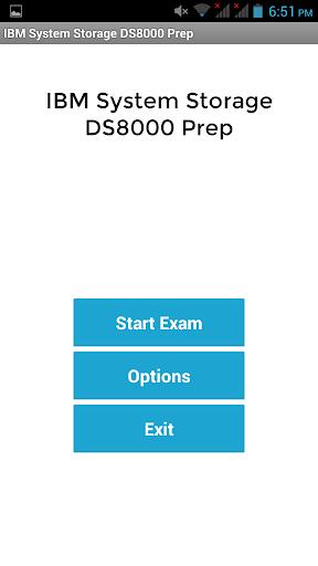 IBM System Storage DS8000 Prep