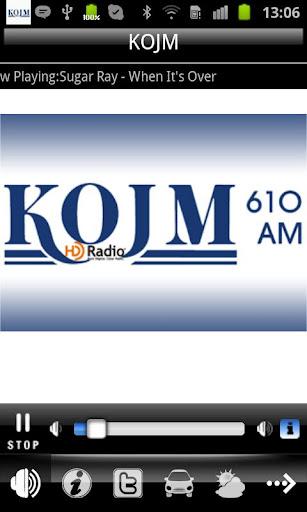 KOJM Radio