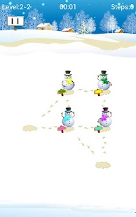 Snowman Play Swap- screenshot thumbnail
