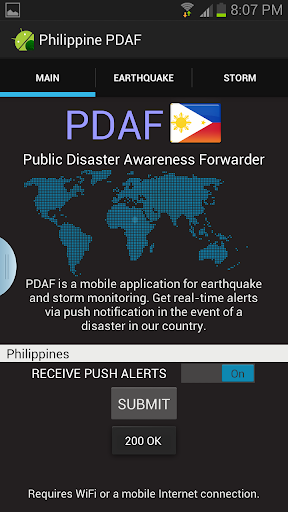 PDAF Philippines