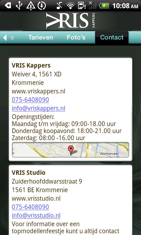 VRIS Kappers - screenshot