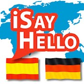 iSayHello Spanish - German
