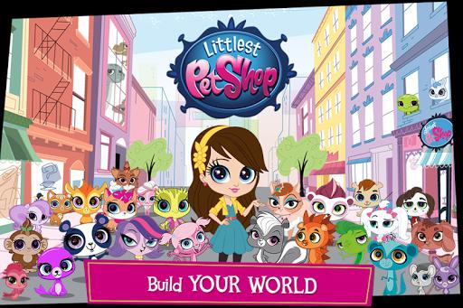 Littlest Pet Shop Your World  screenshots 1