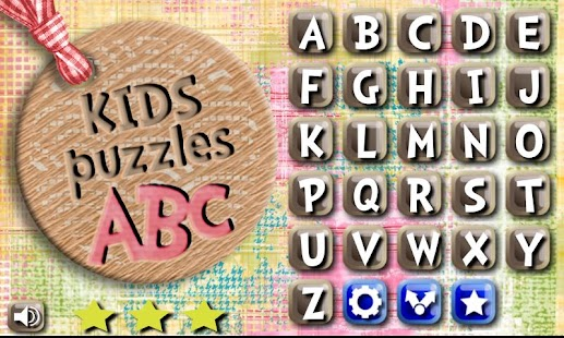 Kids Puzzles ABC- screenshot thumbnail