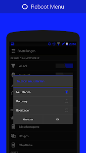 CM11/PA Theme - Blue- screenshot thumbnail
