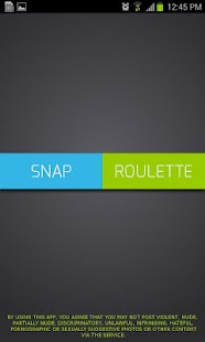 Snaproulette- screenshot thumbnail