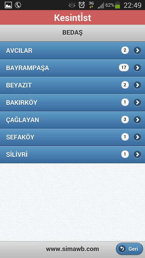 Kesintİst - screenshot