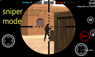 Screenshot of Combat Strike Multiplayer