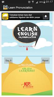 玩免費教育APP|下載Pronunciation app不用錢|硬是要APP