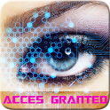 Eye Retina Lock Scanner icon