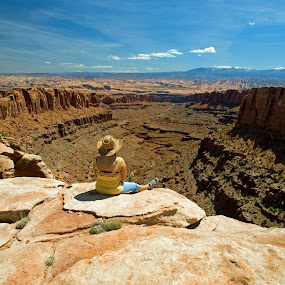 Canyonlands National Park by Frank E. LaPorta - Landscapes Caves & Formations