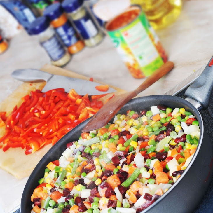 Vegetable Medley Casserole