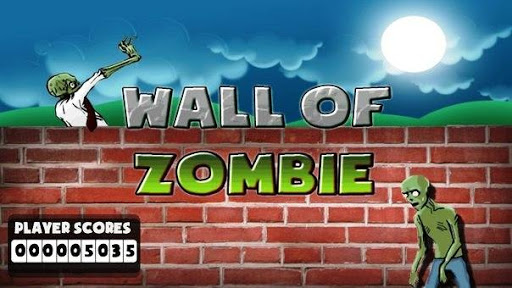 Wall Of Zombie: Stay Alive