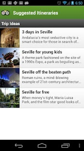Seville City Guide - screenshot thumbnail