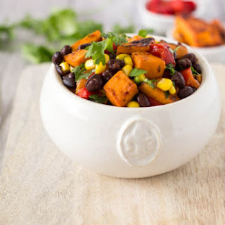 Chipotle Sweet Potato Salad