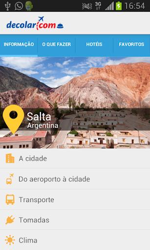 Salta: Guia turístico
