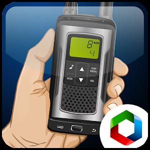 Simulator walkie talkies wifi for PC and MAC