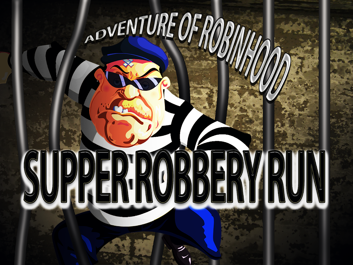 Robin Hood Diamond Robbery Run - screenshot