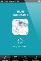 Screenshot of Mijn Tandarts