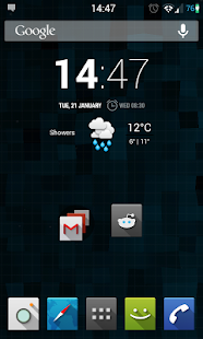Mosaic Live Wallpaper - screenshot thumbnail