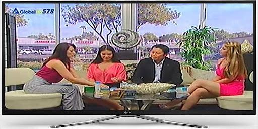 GlobalTV for GoogleTV