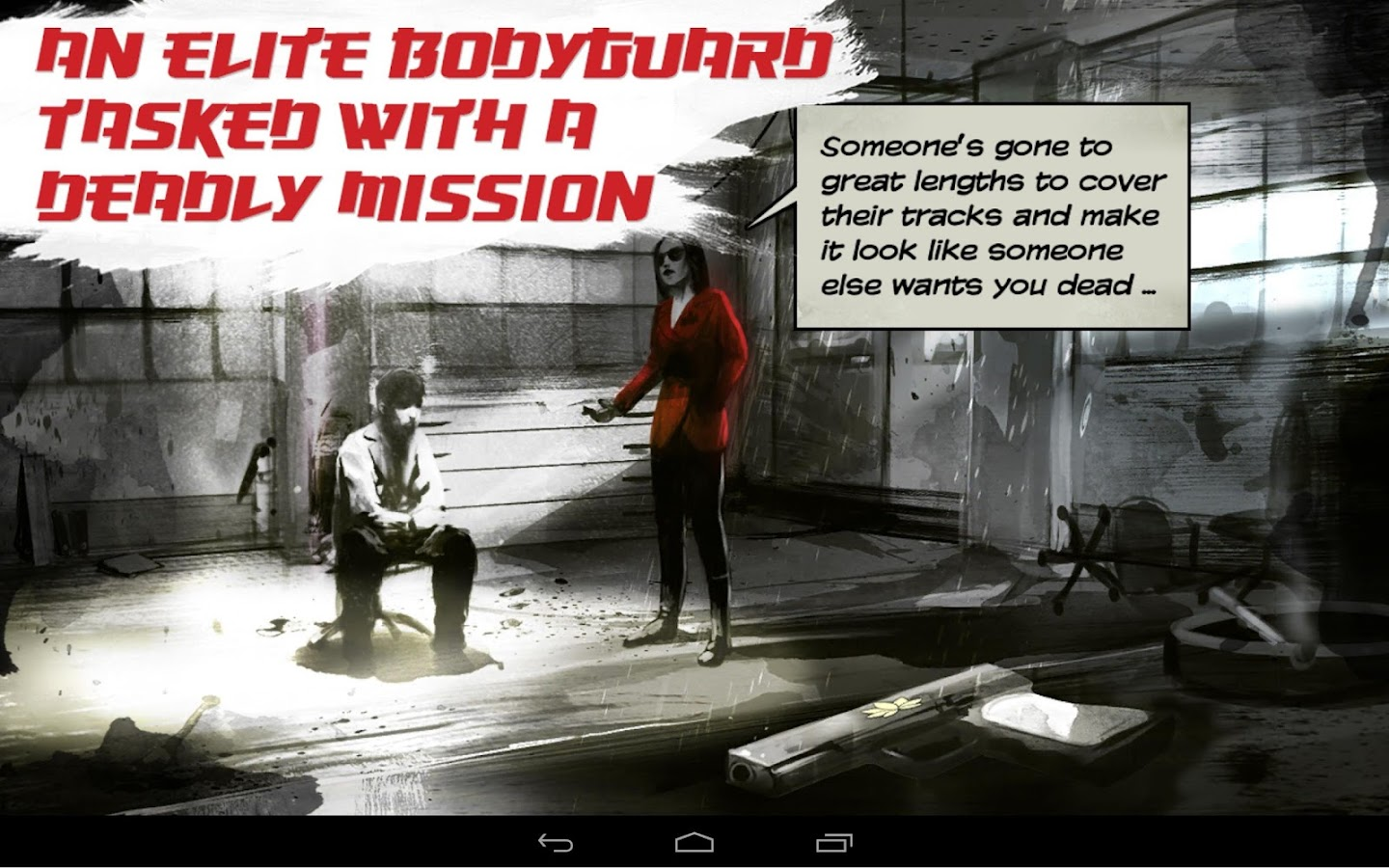 Bloodstroke- screenshot