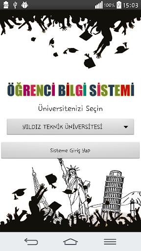 OBS Öğrenci Bilgi Sistemi