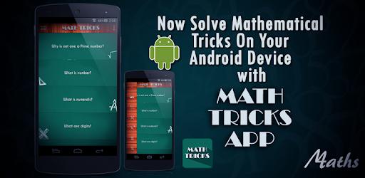 Math Tricks & Formulas - Apps on Google Play