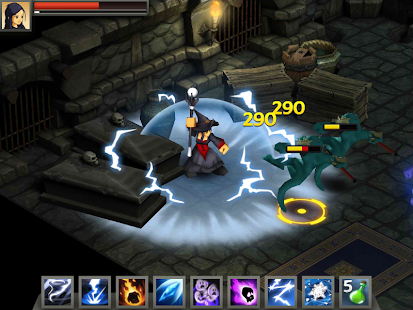 Battleheart Legacy - screenshot thumbnail