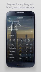 Yahoo Weather 2