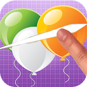 Balloon Slicer Free 2014