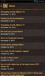A Guide to Scrolls- screenshot thumbnail