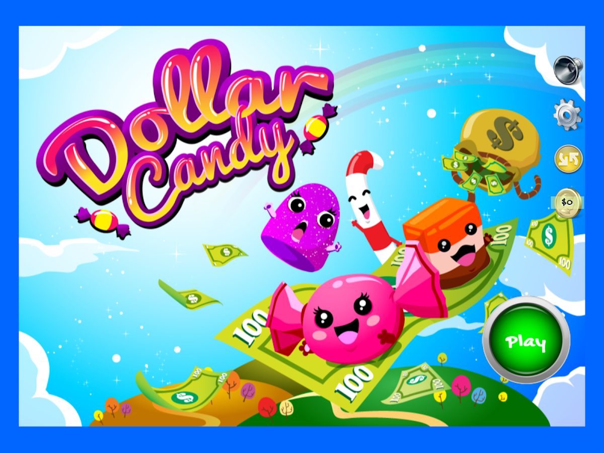 Dollar Candy- screenshot