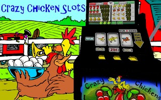 Screenshot of ★ Crazy Chicken Slots! FREE