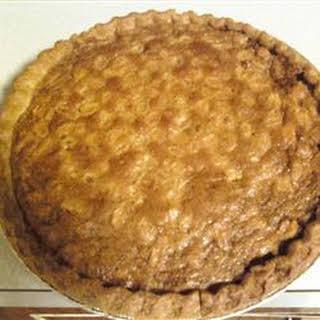 Southern Peanut Butter Pie.