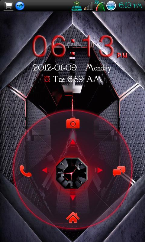 Go Locker Razr Animated - screenshot