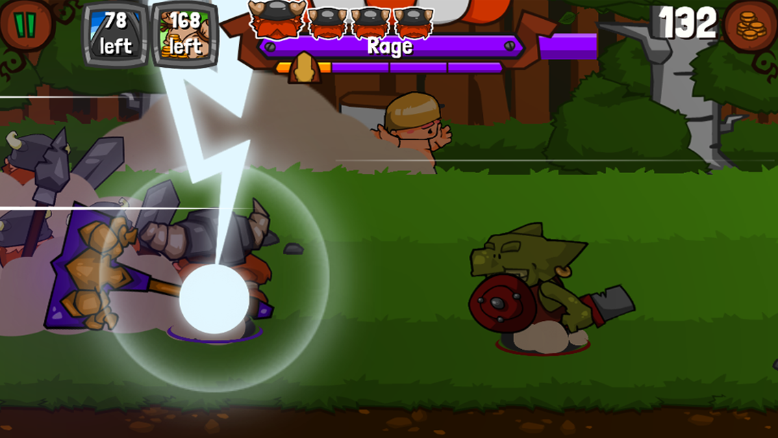 Smash'n'Bash - screenshot