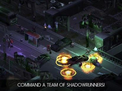 Shadowrun: Dragonfall - DC - screenshot