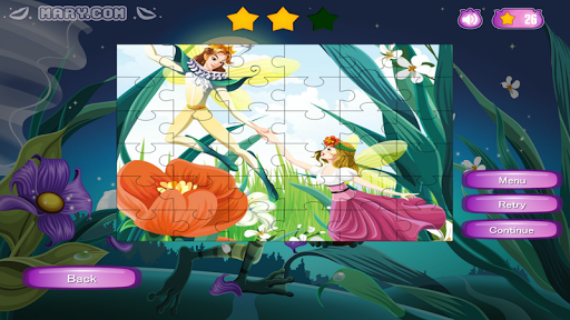 Thumbelina puzzle u2013puzzle game Apk Download 7