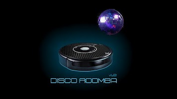 Screenshot of Roomba Dancer
