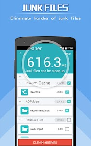 CleanWiz (Cleanup & Speedup) v3.0.5500