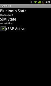 Bluetooth SIM Access Profile v2.5.3