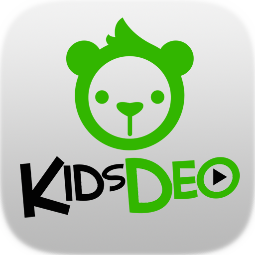 KidsDeo LOGO-APP點子