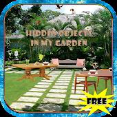 Garden Hidden Objects Game