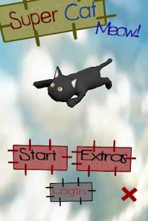 Super Cat Meow